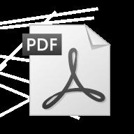 PDFアイコン(白黒)1